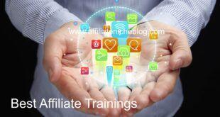 Best Affiliate Trainings