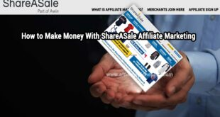How to make money with ShareASale affiliate marketing