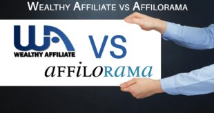 Wealthy Affiliate vs Affilorama