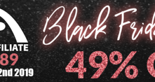 Wealthy Affiliate Black Friday Special Offer