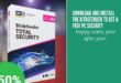 Download and Install the Bitdefender to Get A Free PC Security